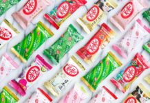 Kitkat - marketing - japan